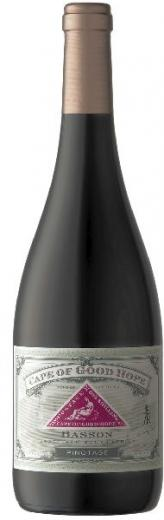 Anthonij Rupert Cape of Good Hope Basson Pinotage Jg. 2014 limitiert 14 Monate in franz. Eichenfässern gereift