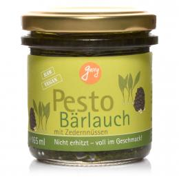 BIO Georg Pesto Bärlauch - 165ml Glas