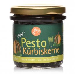 BIO Georg Pesto Kürbiskerne - 165ml Glas