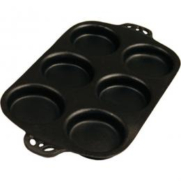 Camp Chef Cast Iron Muffin Topper Pan