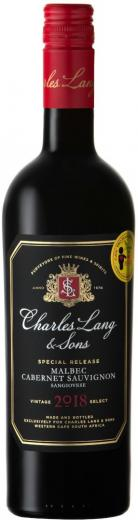 Charles Lang & Sons | Malbec - Cabernet Sauvignon - Sangiovese 2018