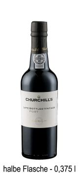 Churchill's Late Bottled Vintage 2013 -0,375 l halbe Flasche-