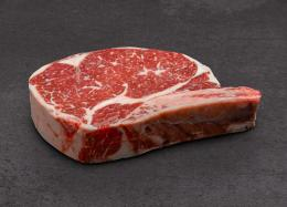 Deutsches Angus Beef »Rib-Eye« bone-in · Dry-Aged