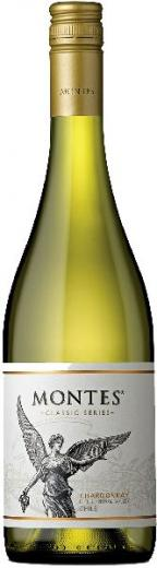 Montes Chile Reserva Chardonnay Central Valley Jg. 2019