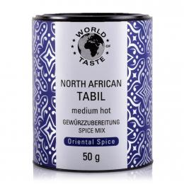 North African Tabil - World of Taste