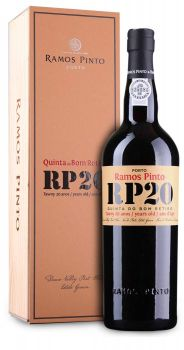 Ramos Pinto Tawny Port 'Quinta do Bom Retiro' 20 Years