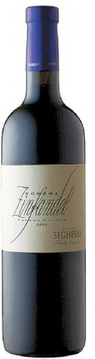 Seghesio Zinfandel Sonoma Jg. 2018 10 Monate in Barriques gereift