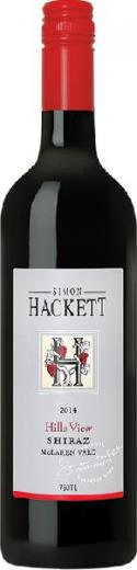 Simon Hackett Hills View Shiraz Jg. 2018